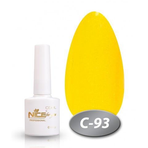 Гель-лак Nice for you Professional 8,5 ml №С93