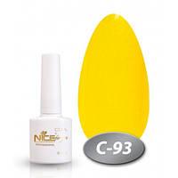 Гель-лак Nice for you Professional 8,5 ml №С93, фото 1