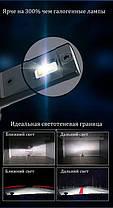 Светодиодные лампы LED STELLAR T9 H4, фото 2