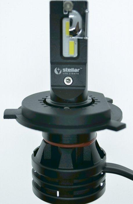Светодиодные лампы LED STELLAR T9 H4