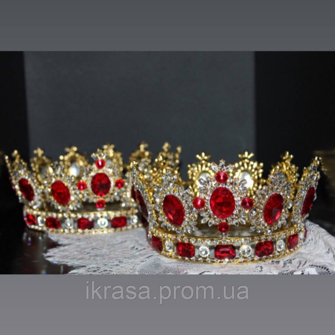Корона повного кола велика