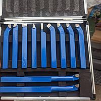 Професійний набір різців по металу 10х10 Geko 11 шт g01241