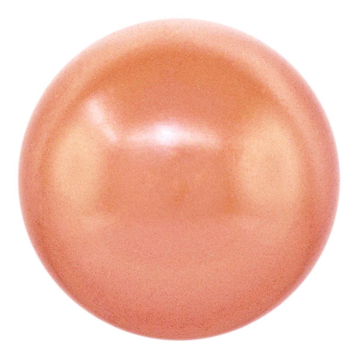 Розовый жемчуг  6.42 Ct  10.36 х 10.31 х 7.35  мм  Сертификат