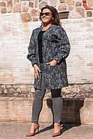 Кардиган женский свободного кроя  в расцветках 37922, фото 1