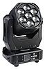 Светодиодная вращающаяся голова POWER light ML-0740 (RGBW)