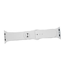 Ремешок ArmorStandart Sport Band для Apple Watch 42-44 mm White (vol-413)