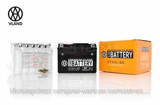 Аккумулятор 12V 4А кислотный UTX4L-BS VLAND