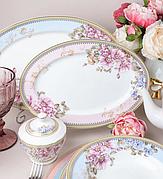 Тарелки, столовые сервизы