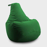 Кресло мешок груша Beans Bag Оксфорд 65*85 см, Цвет Трава