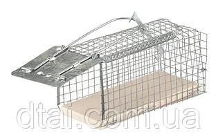 Ловушка для мышей клетка Alive 12х5,5х5,5 см