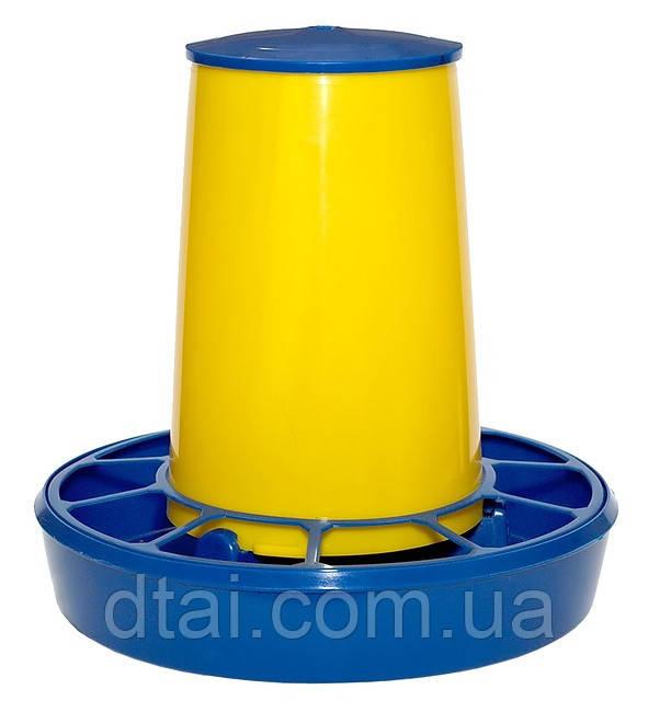 Кормушка для птицы 3 л (Украина)