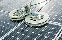 Система для мойки солнечных панелей PROFITECH