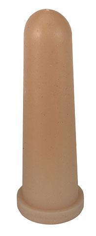 Соска для поения телят латексная, 10 см