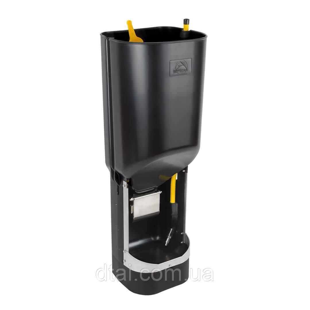Кормовий автомат GROW FEEDER MAXI бункерная кормушкадля откормас механизмом подачи и регулировкой воды