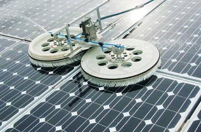 Устройства для мойки солнечных панелей