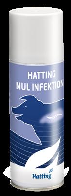 Спрей дезинфицирующий ранозаживляющий Hatting NUL INFEKTION