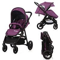 Коляска прогулочнаяCARRELLO Sonata CRL-1416 Grape Purple