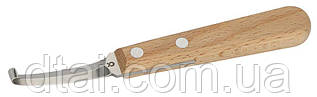 Копытный нож Profi для овец и коз, двухсторонний