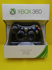 Геймпад бездротовий Xbox 360 Wireless Controller white Білий