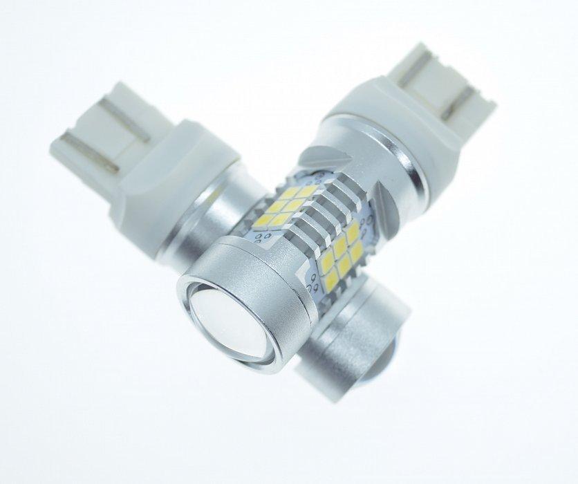 Светодиодная лампа LED STELLAR 4G-21 W21W/5W/7443 (Двухконтактная)