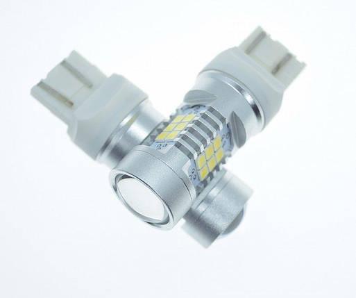 Светодиодная лампа LED STELLAR 4G-21 W21W/5W/7443 (Двухконтактная), фото 2