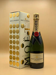 Шампанское Moet Chandon Brut Imperial 0.75L Моет Шандон Брют Империал 0.75л