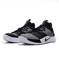 Баскетбольные кроссовки Nike Zoom PG 5 black-grey
