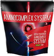 Power Pro Аминокислоты Power Pro Aminocomplex system, 500 г (клюква)