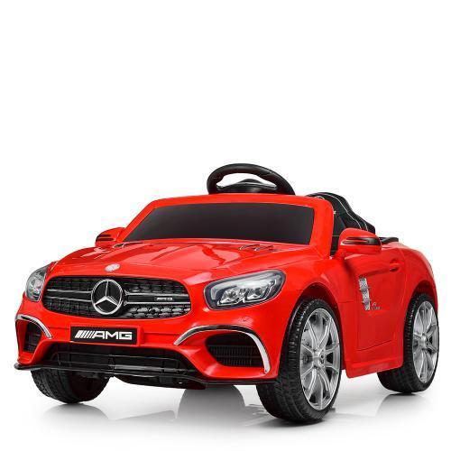 Детский электромобиль M 4147EBLR-3 красный