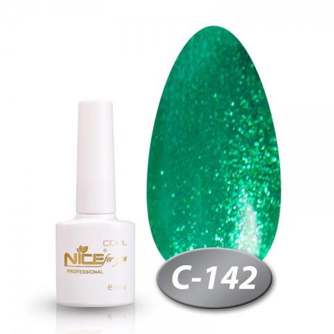 Гель-лак Nice for you Professional 8,5 ml №С142