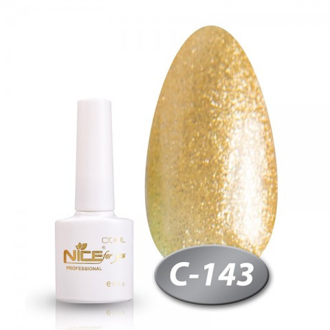 Гель-лак Nice for you Professional 8,5 ml №С143