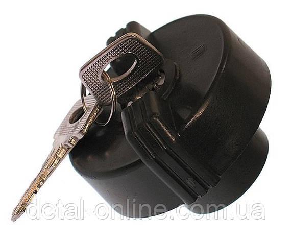 2101-1103010-10 крышка топливного бака с ключом метал., фото 2
