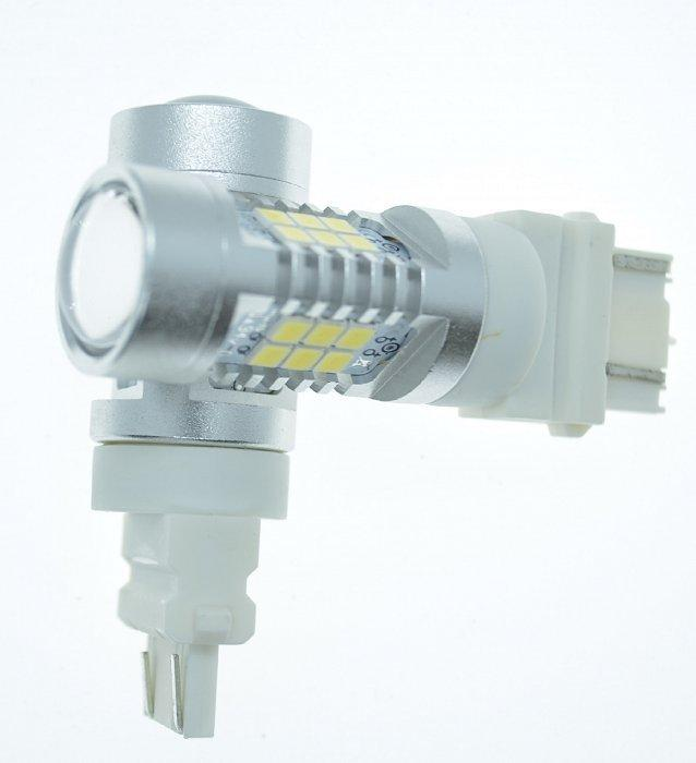 Светодиодная лампа LED 4G28 P27/7W/3157(Белая)