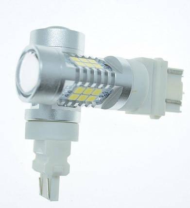 Светодиодная лампа LED 4G28 P27/7W/3157(Белая), фото 2