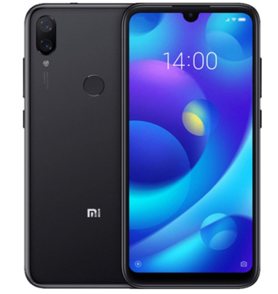 Xiaomi Mi Play 4/64GB Black Global