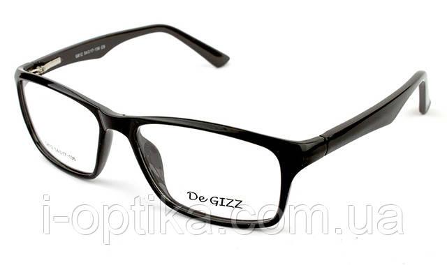 Мужская пластиковая оправа De Gizz, фото 2