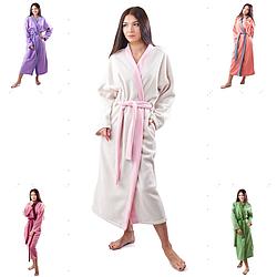 Дуже теплий халат з флісу. Різні забарвлення