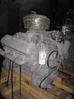 Двигатель ЯМЗ 236М2 (МАЗ) в сб. без КПП и сцепл. (ЯМЗ). 236М2-1000186