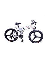 """Электровелосипед E-1911NT 26"""" 350W, 48V, белый"""