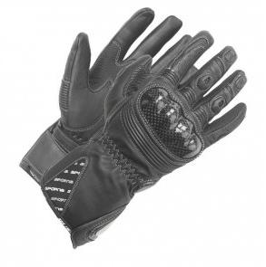 Мотоперчатки Buse Misano (Black)