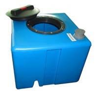 Сепаратор жира (жироуловитель) для дома и кафе  40л  45*34*36см