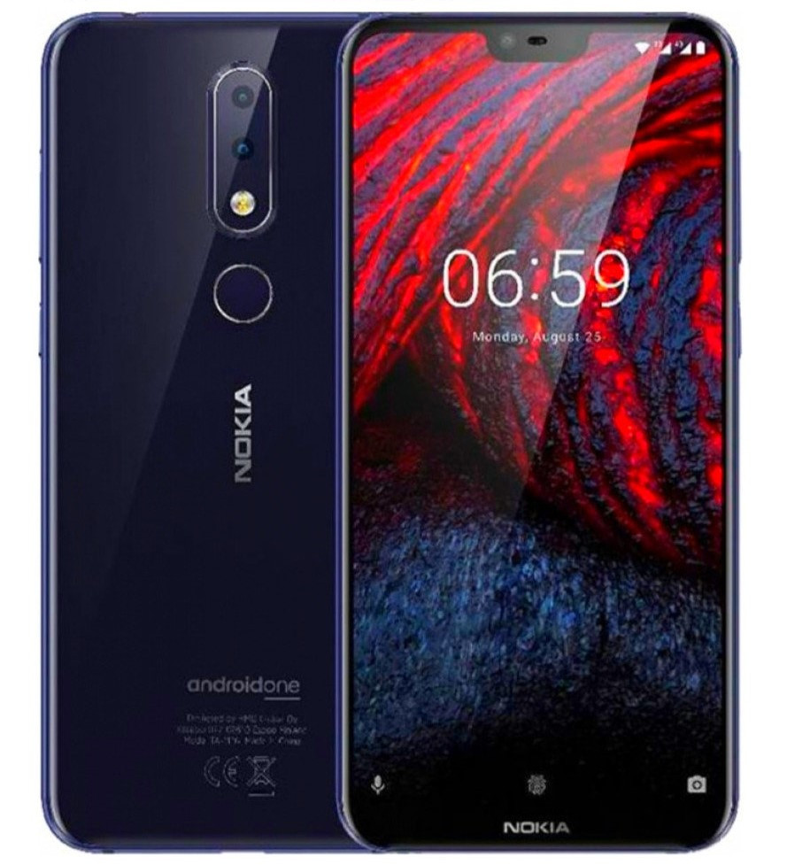 Nokia X6 6/64GB Blue