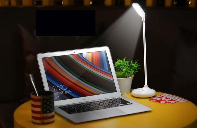 Настольная лампа Remax RT-E190 Dawn LED Lamp c аккумулятором