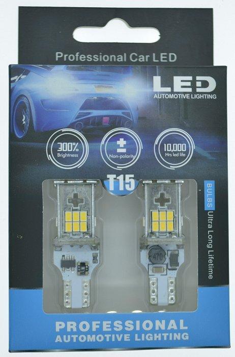 Светодиодная лампы LED STELLAR 5К18-T15-W16W(шт)