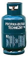 Балон газовий для автонавантажувачів (погружчиків) GZWM BP11/N 11 кг 27 л
