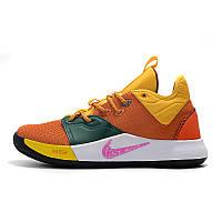 Баскетбольные кроссовки Nike Zoom PG 5 orange