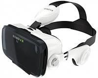 VR очки виртуальной реальности Z4 с наушниками