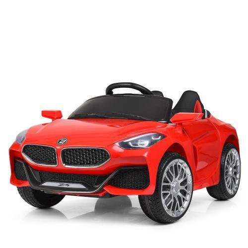 Детский электромобиль M 3985EBLR-3 красный