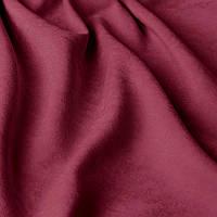 Однотонная декоративная ткань велюр цвета бордо 295см 84433v43