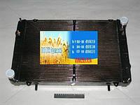 Радиатор водяного охлаждения ГАЗ 3302 под рамку нового образца (пр-во ШААЗ) 330242-1301010-01
